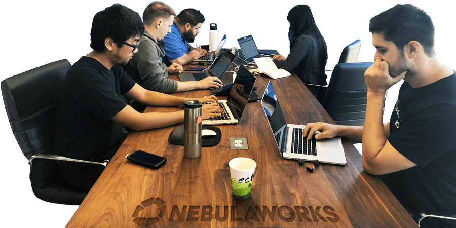 Nebulaworks Team Conference Room