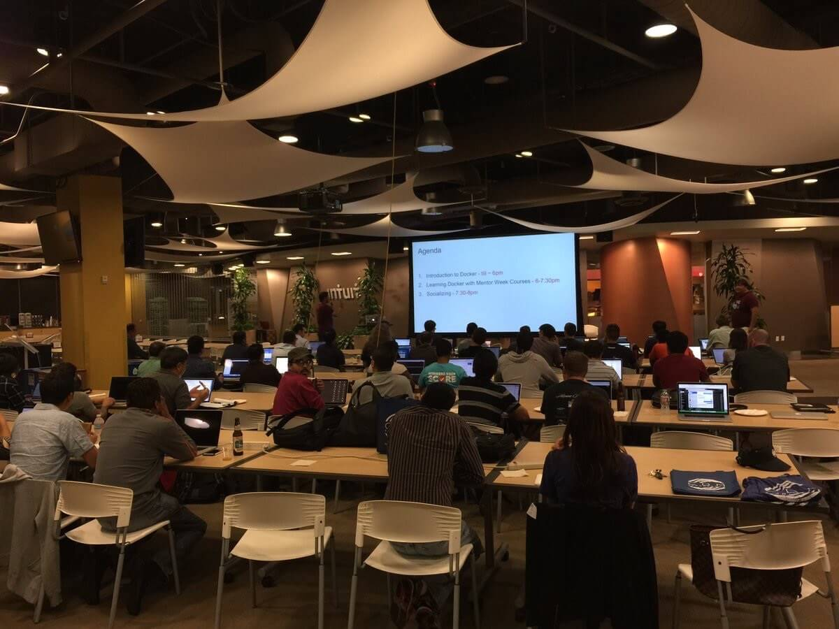 Docker Meetup SD 1